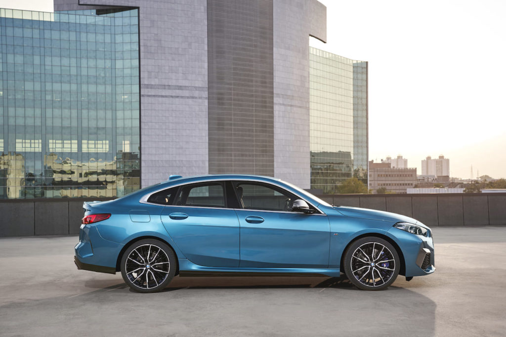 BMW 2シリーズ グラン クーペがオンライン上で予約スタート! 価格は369万円から