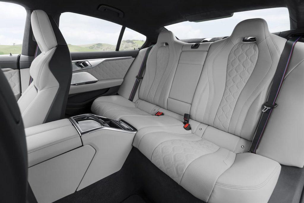 BMW M8 グラン クーペ 日本上陸! 0-100km/h加速3.3秒を誇る高性能4ドア クーペ