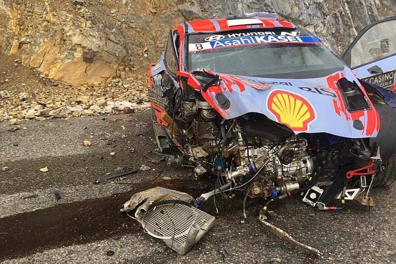 "【WRC】昨年トヨタで王座獲得、今年はヒュンダイへ……タナク新天地初戦の大クラッシュは、""マシン習熟度""の低さが原因?"