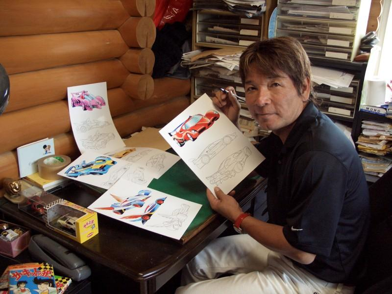 池沢早人師先生がやってくる! サーキットの狼ミーティングが2月9日(日)にトヨタ博物館で開催