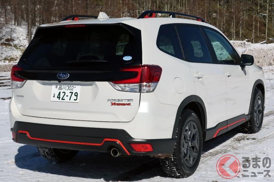 日本の雪道は世界一過酷!? 性能の真価が問われる雪道に強い4WD車5選