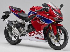 車検不要の250ccクラスでもスーパースポーツの呼び名が似合う、ホンダ「CBR250RR」