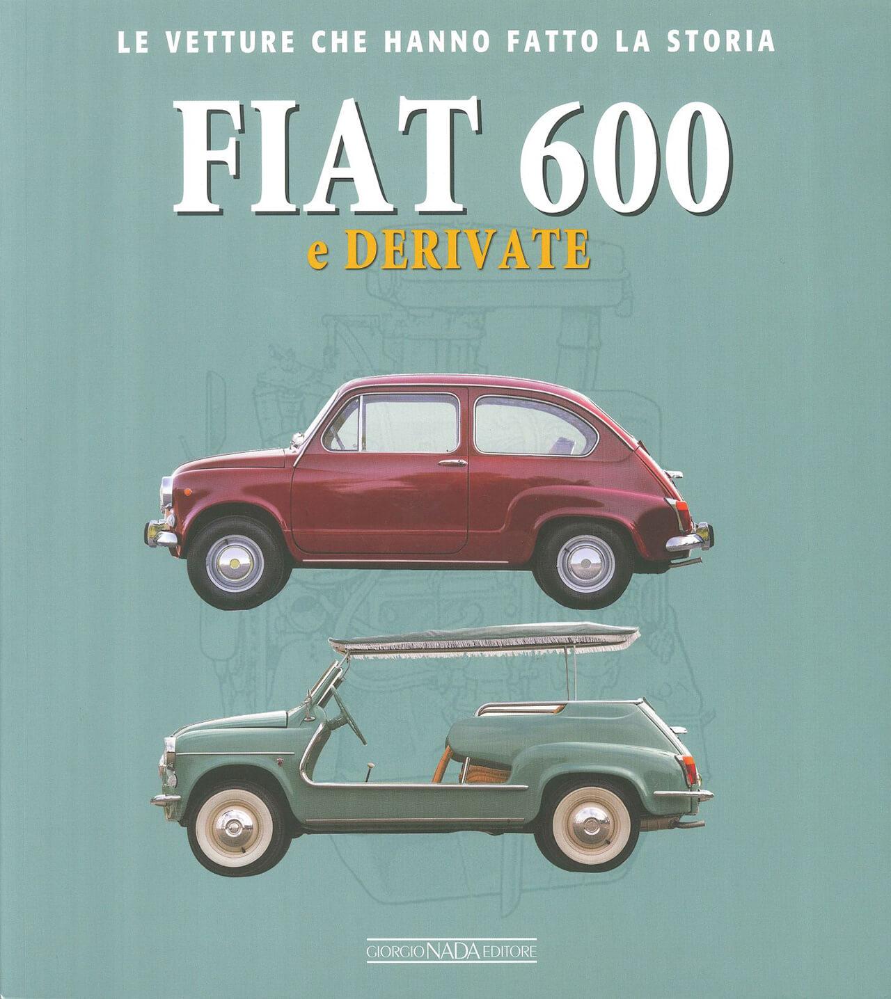 フィアット600シリーズ(セイチェント)の初期デザインからカスタムモデルまでセイチェントに特化した珍しい写真集【新書紹介】