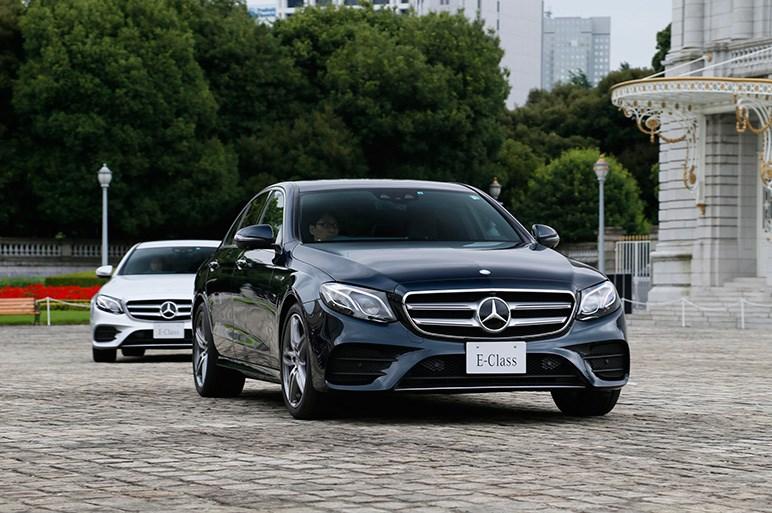 新型Eクラス日本登場。完全自動運転の未来がさらに近づいた