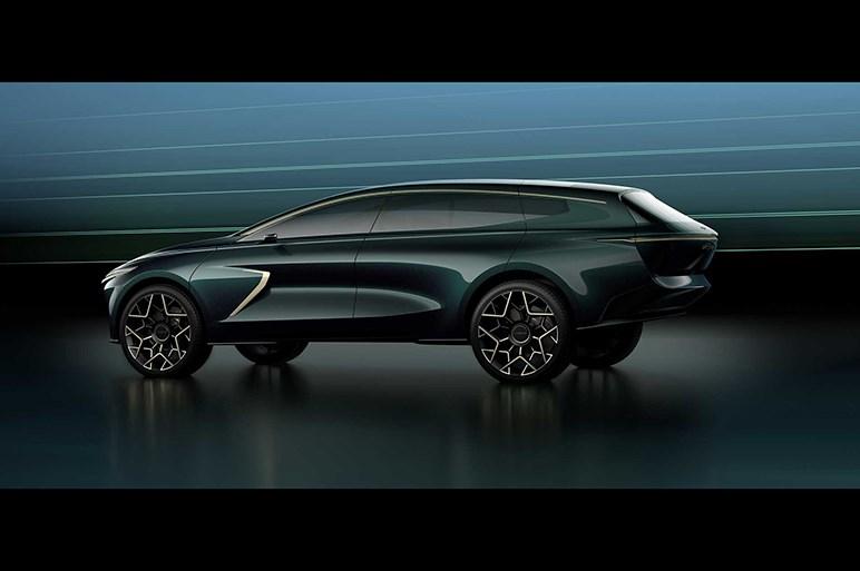 セレブリティも納得のゼロエミッション高級SUV「ラゴンダ・オールテレイン・コンセプト」を発表