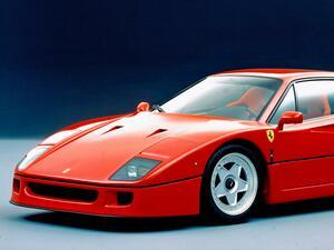 【スーパーカー年代記 032】F40は世界最速を誇ったフェラーリの40周年記念車だった