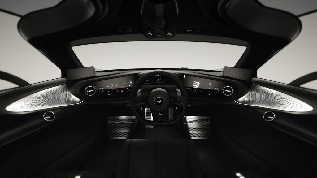 「マクラーレン・スピードテイル/GT」に採用されるオーディオシステムがデザイン賞を獲得