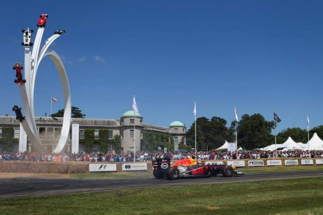『グッドウッド・フェスティバル』の延期が決定。翌週に控えるF1イギリスGPの開催可否にも注目