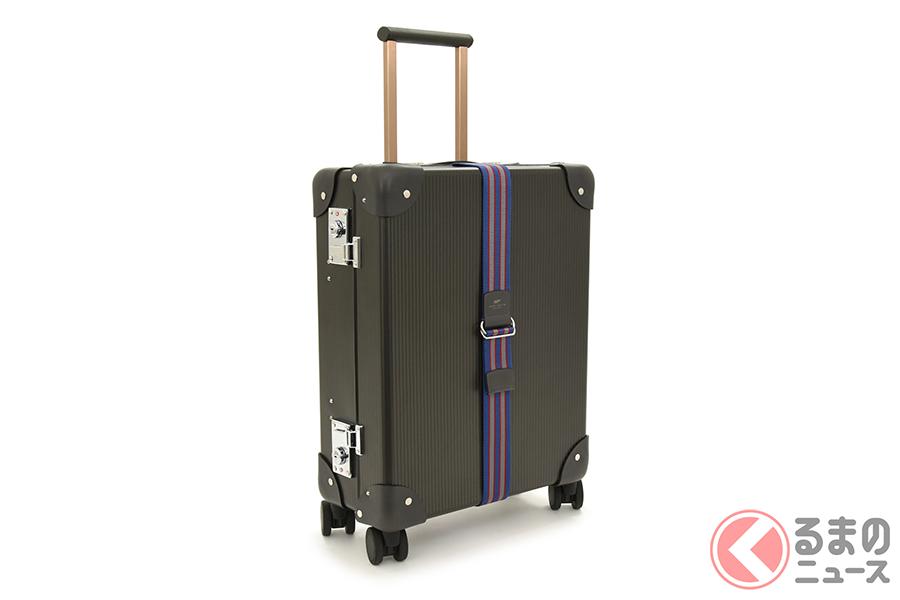 ジェームズ・ボンドに捧げる「007」最先端カーボン・スーツケース世界700個限定発売!