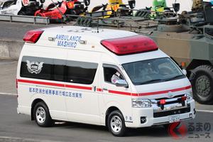 救急車は個人で買える? 装備充実で車中泊ニーズにマッチする?