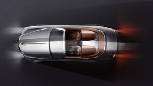 ロールス・ロイスがオープンモデル「ドーン」をベースにした2シーター「シルバー・バレット・コレクション」の発売を予告! 世界50台限定