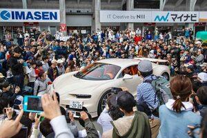 前ZOZO社長の前澤友作さん主宰プロジェクト、総額15憶円以上の超高級スーパーカーのガチンコバトルをSGT×DTM交流戦で開催