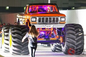 日本は無理? 過激がウリの米カスタムカーショー大人気! なぜ盗難車から焦げた車まで展示するのか