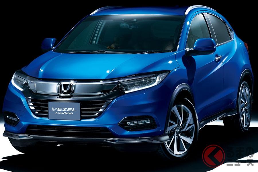 激戦SUV市場でホンダ「ヴェゼル」はなぜ6年間も人気が続く? 売れ続ける理由とは