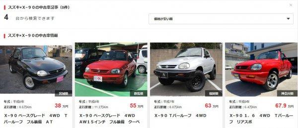 【まさかの爆安or意外に高値??】懐かしの珍名車 驚きの中古車価格 7選