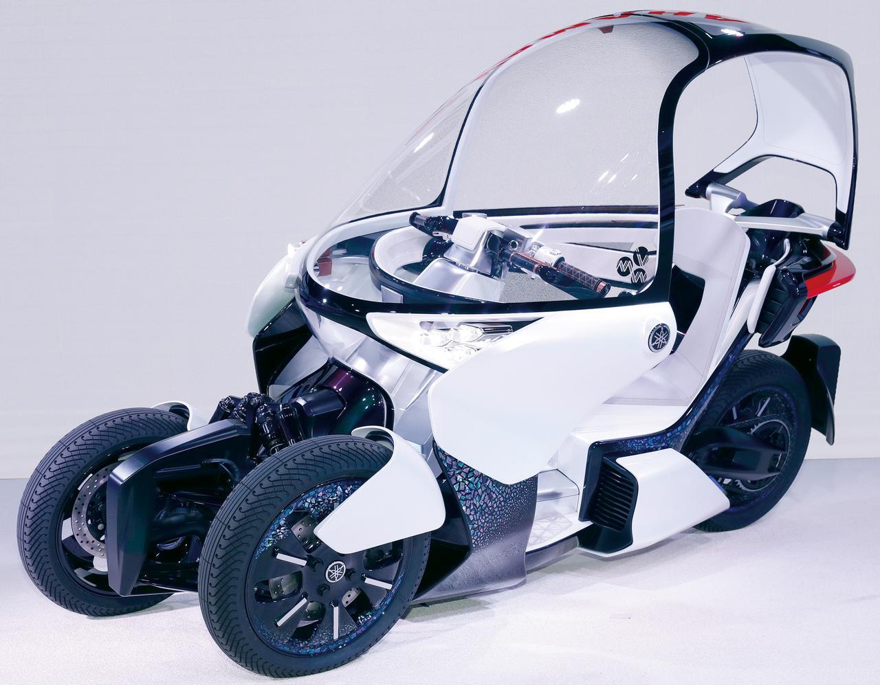 ヤマハ「MW-VISION」を解説! 東京モーターショー2019で世界初公開された次世代モビリティ