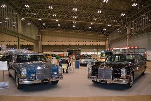 究極の後席VIPのために…… 天皇御料車も存在したメルセデス・ベンツを代表する歴代超高級モデルたち