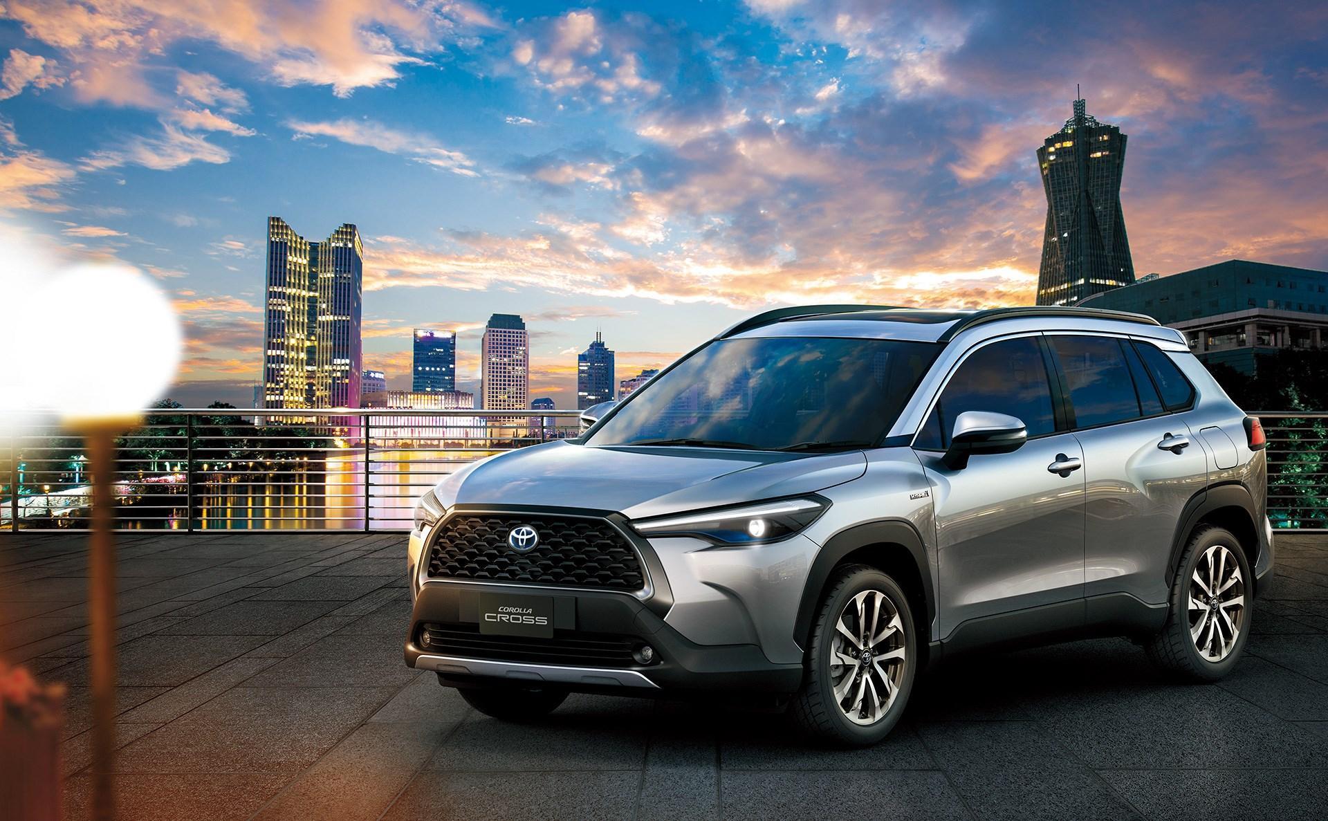 トヨタが大物SUV、カローラ クロスをタイでサプライズ発表。導入国も順次拡大予定