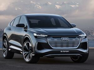 アウディが電動化を加速。新型SUV「Q4 スポーツバック eトロン コンセプト」を本国で発表