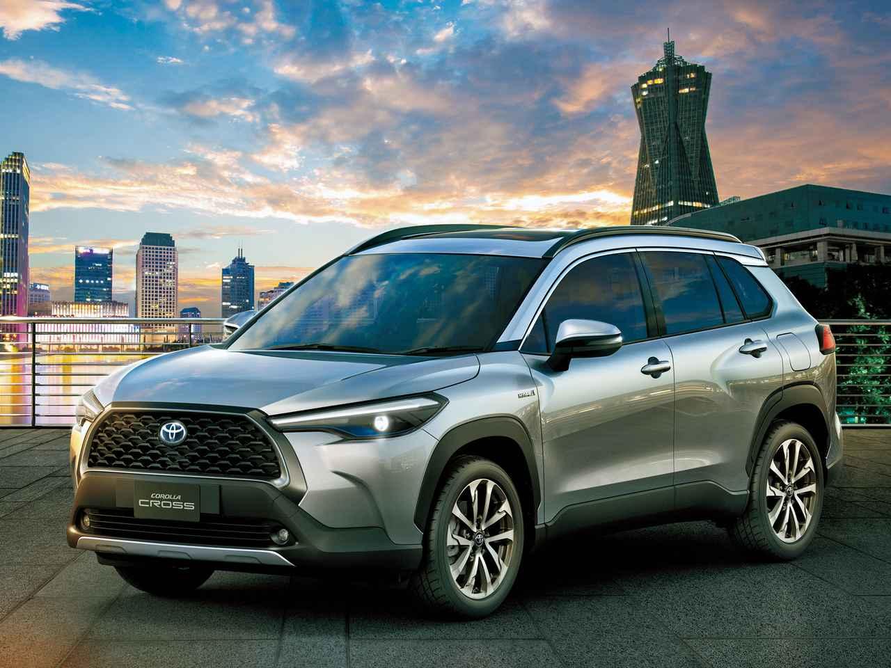 トヨタが新型コンパクトSUVの「カローラ クロス」をタイで世界初公開。気になる日本導入の時期は?