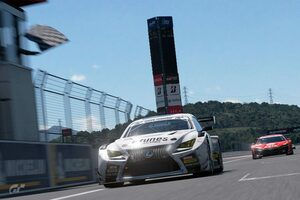 『SGT × GTS Special Race』第2戦も白熱のレースが展開。阪口晴南が優勝を飾る