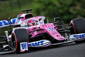 レーシングポイントF1が違法な模倣行為との裁定。15ポイント剥奪および約5000万円の罰金