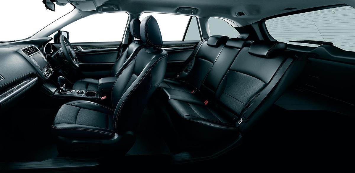 スバル・レガシィ アウトバックが仕様変更 WLTCモード燃費表示に対応