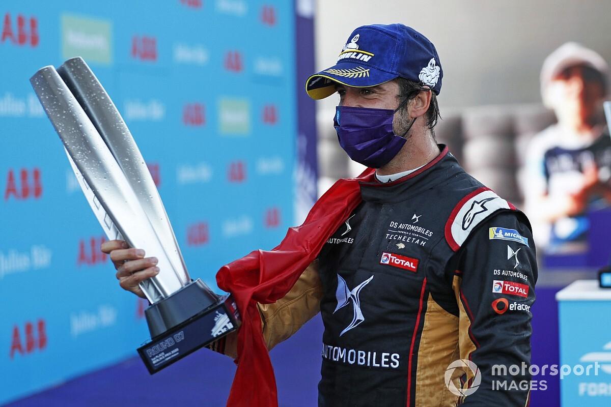 フォーミュラEベルリンePrixレース2:ダ・コスタ圧巻の連勝。ランキングのリードを68ポイントに広げる