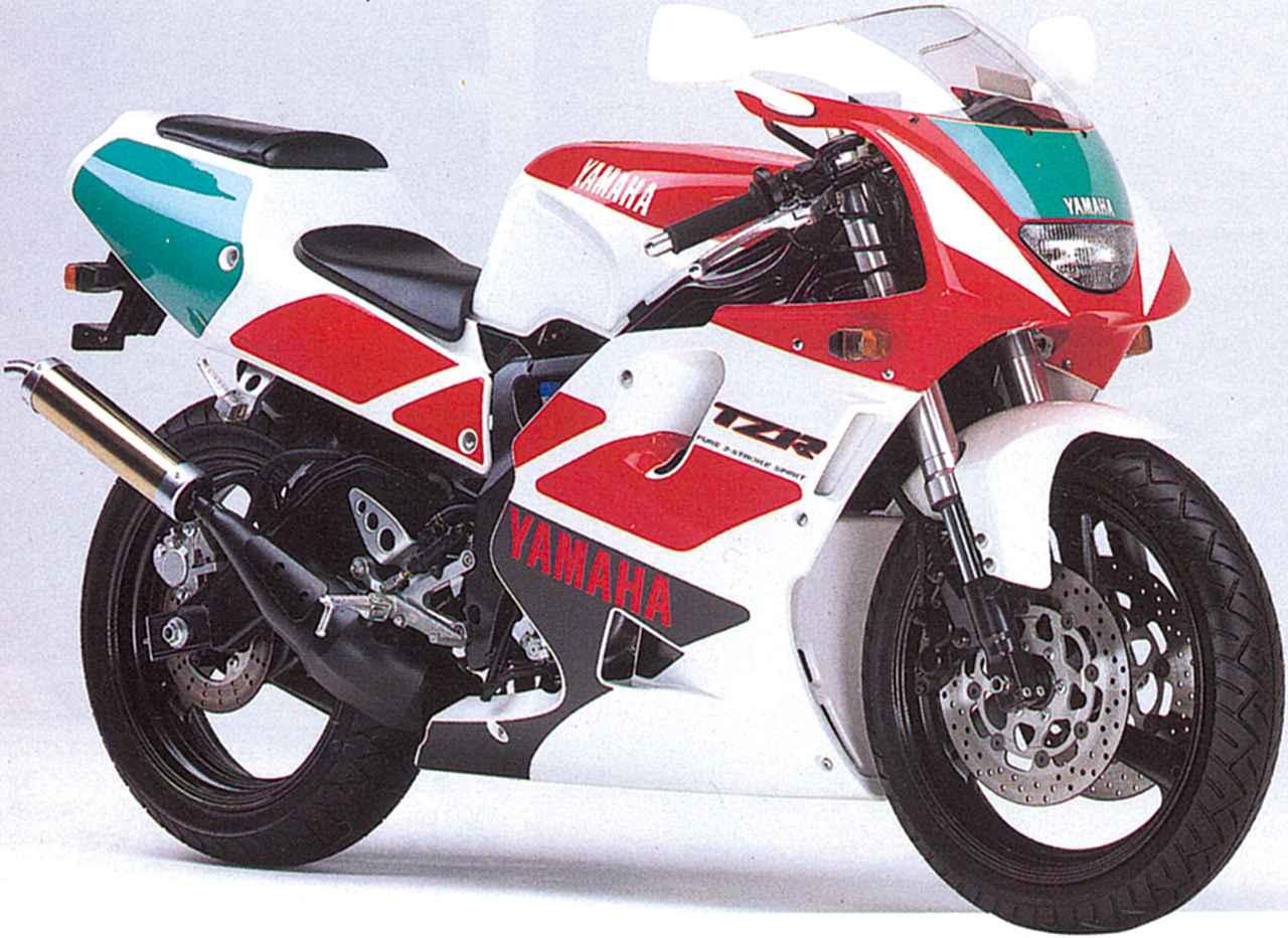 2ストロークスポーツ ヤマハ「TZR250」の歴史を振り返る!(後編・1986-1990)