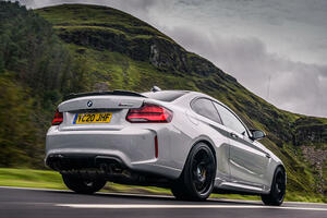 【ほぼ、世界最高のFRマシン】BMW M2 CSへ試乗 F87型最後を飾る限定モデル 後編