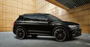 ティグアンに特別仕様車「Rライン ブラックスタイル ディナウディオ パッケージ」が登場