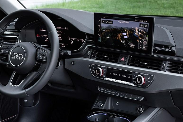 アウディA4大幅改良で高性能ディーゼルのS4 TDIも登場。ライバル猛追でブランド不振を挽回できるか?