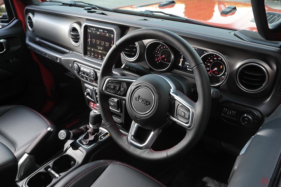 ジムニー、Gクラスに続き「Jeepラングラー」も11年ぶり全面刷新 なぜ今年は本格四駆車が発売ラッシュ? クロカン4WDの新時代へ