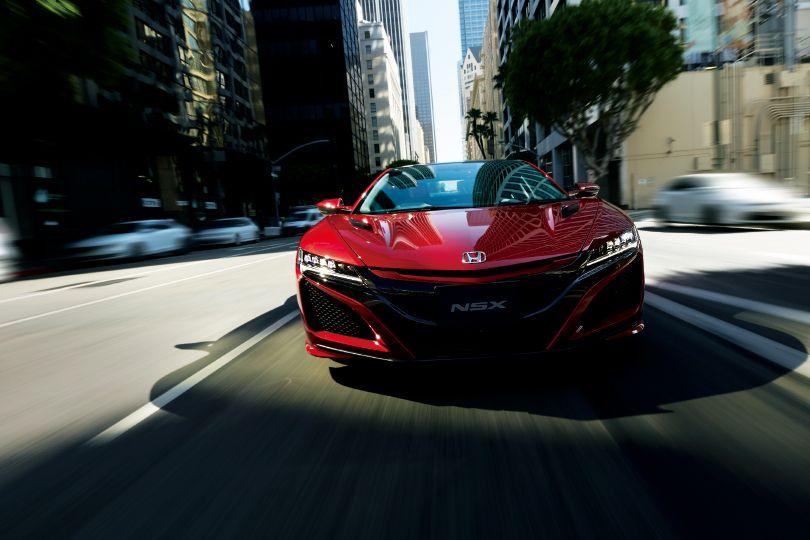 進化した日本のスーパーカー!──ホンダ NSXの改良モデル新登場!