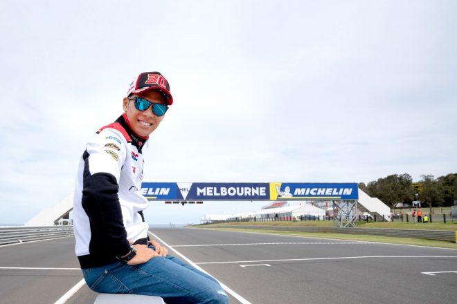 MotoGP:中上、得意のフィリップアイランドで日本GPのリベンジ誓う