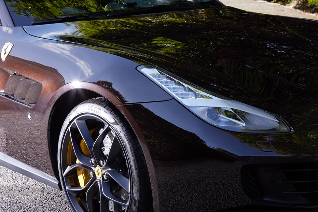 フェラーリ・テーラーメイドで世界に1台のフェラーリを