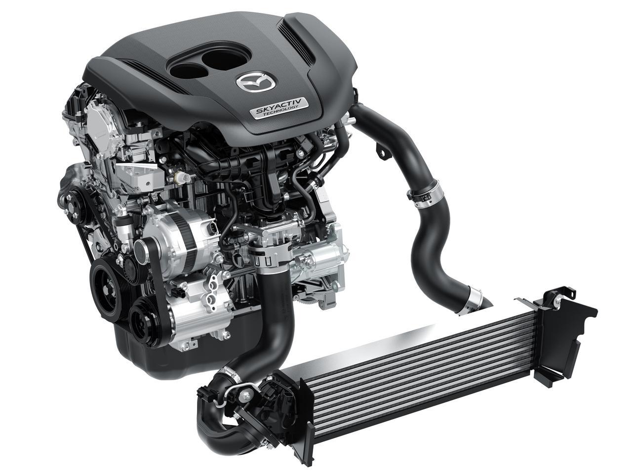 【ニューモデル】SKYACTIV-G 2.5Tを搭載! マツダ、CX-8を商品改良