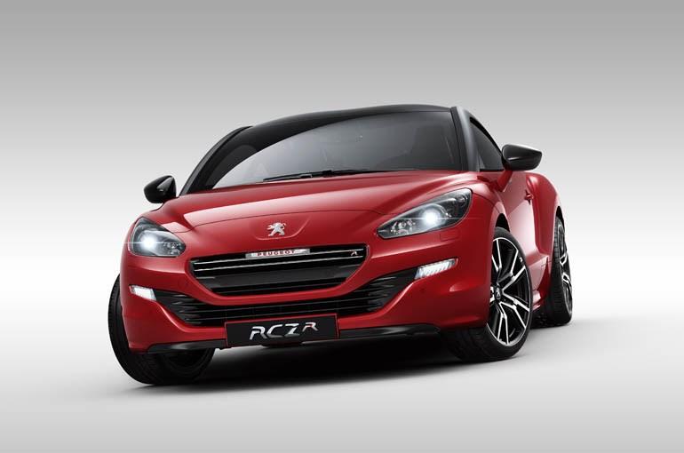 プジョーのモータースポーツ部門が作る「RCZ R Final Version」