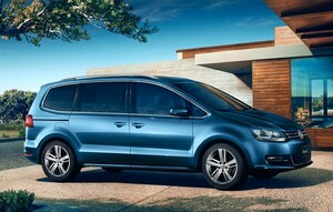 VWシャランのエンジンと安全性能を強化