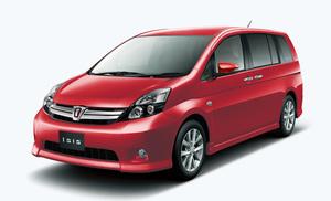 トヨタ アイシスに瞬間消臭機能やIRカット機能付きガラスを採用