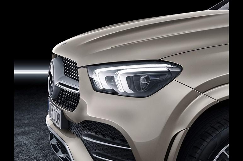 メルセデス・ベンツ、GLEクーペの新型を本国で発表