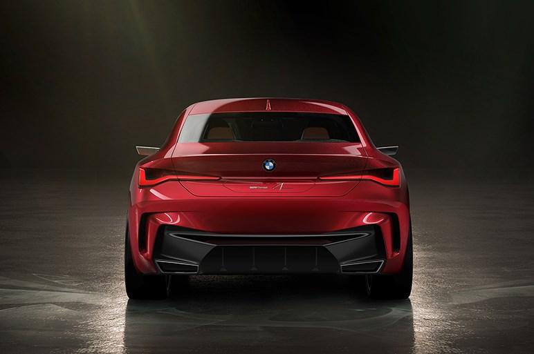 次期BMW 4シリーズはセダンから完全に独立。伝統のグリルやピラーも大きく変わる