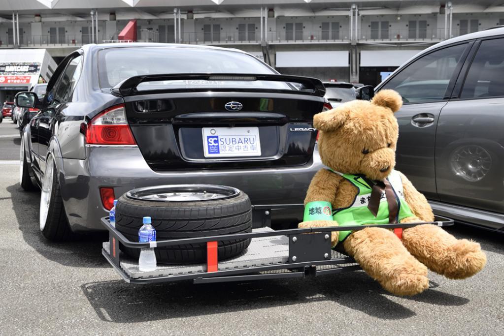 スバルオーナー必見!400台が集結した『レガレヴォセッションズ2018』で見つけたオーナーカーをチェック!~その1:4代目レガシィ編~