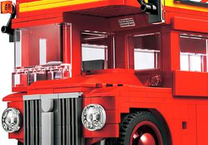 【実車の複数台所有は夢でもレゴならきっと!?】 LEGO®で作るクルマの世界