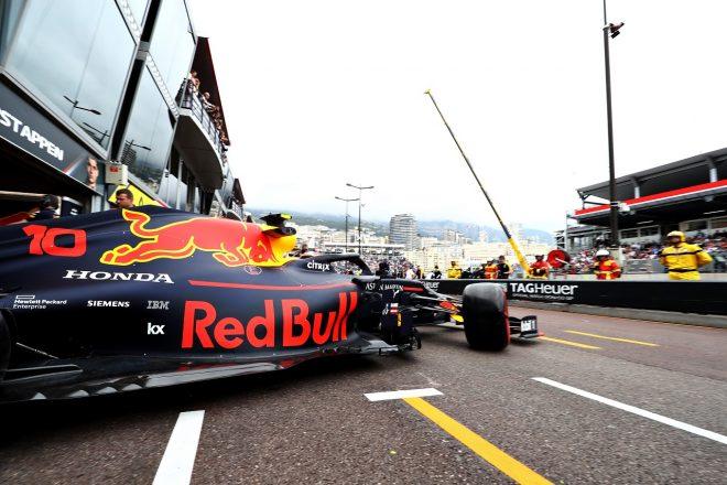 ホンダ搭載車3台がトップ6入り。「PUは終日順調。上々のスタートを切ることができた」と田辺TD:F1モナコGP木曜