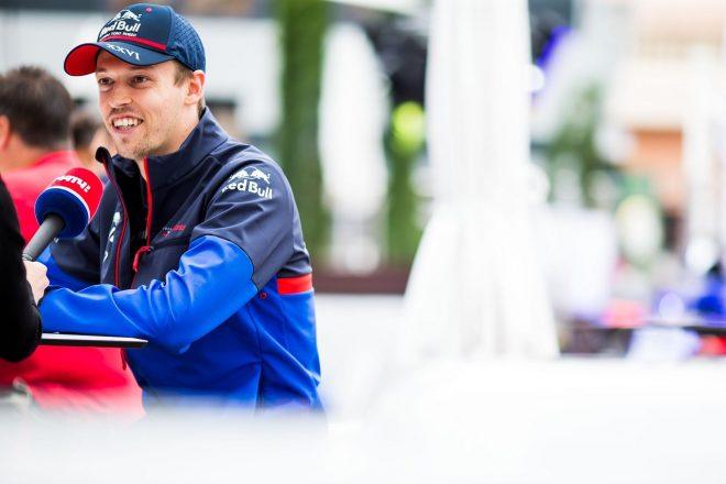 クビアト14番手「タイム向上の余地がたっぷりある。予選までにセットアップを改善したい」:トロロッソ・ホンダ F1モナコGP木曜