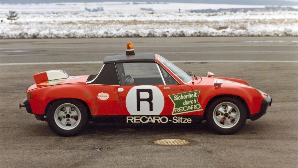 ポルシェ初の市販ミッドシップ「914」、50周年イベントでレアモデルを公開
