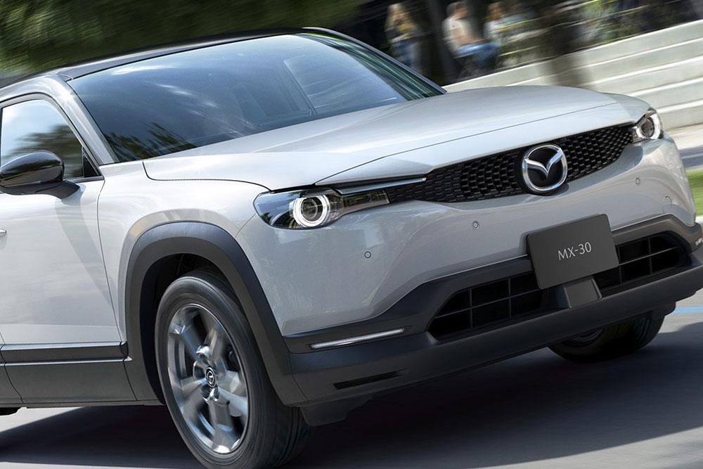 【EVだけじゃない!】マツダMX-30に、ガソリン・マイルド・ハイブリッド車 日本導入は2020年秋