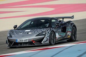【スペック/価格は?】マクラーレン620R 日本デビュー 新型スポーツ・シリーズ、公道を走るGT4マシンに