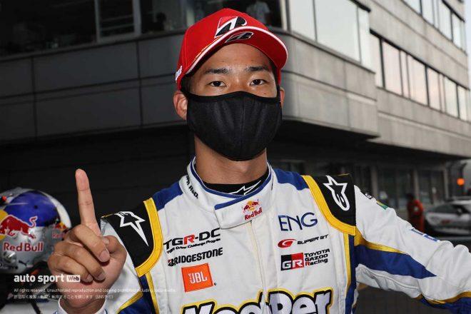 スーパーGT:開発ドライバー平川亮の本音。実は「乗りづらい」スープラで獲った新車デビューウィン